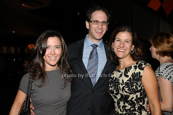 Jackie Thompson, Joel Saferstein, Kate Gellert<br /> photo by Rob Rich © 2009 516-676-3939 robwayne1@aol.com
