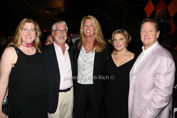 Madeline McEneney, Jim Morris, Janis Rodriguez, Cynthia Coudert, Bill Judson<br /> photo by Rob Rich © 2009 516-676-3939 robwayne1@aol.com