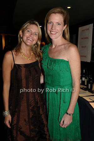 Jean McLoughlin, Kate Thorneloe<br /> photo by Rob Rich © 2009 516-676-3939 robwayne1@aol.com