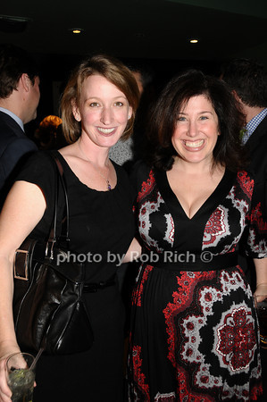 Julia Wagner, Marcy Heisler<br /> photo by Rob Rich © 2009 516-676-3939 robwayne1@aol.com
