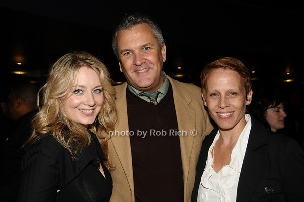 Jennifer Mudge, Richard Hillman, Lucie Viverghien<br /> photo by Rob Rich © 2009 516-676-3939 robwayne1@aol.com