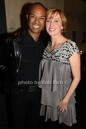 Shashi Balooja, Anastasia Barzee<br /> photo by Rob Rich © 2009 516-676-3939 robwayne1@aol.com