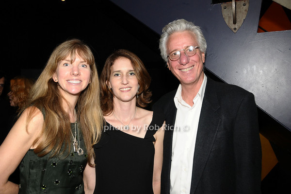 Laura Robdell, Debbie Meisenzahl, Gilbert Girion<br /> photo by Rob Rich © 2009 516-676-3939 robwayne1@aol.com