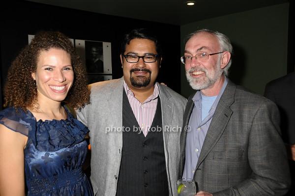 Sarena Kennedy, Mando Alvarado, David Van Asselt<br /> photo by Rob Rich © 2009 516-676-3939 robwayne1@aol.com