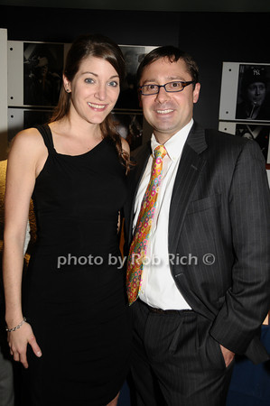 Amanda Glisci, Michael Champeness<br /> photo by Rob Rich © 2009 516-676-3939 robwayne1@aol.com