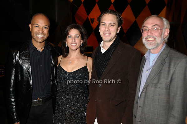 Shashi Balooja, Sandra Coudert, Thomas Sadoski, David Van Asselt<br /> photo by Rob Rich © 2009 516-676-3939 robwayne1@aol.com
