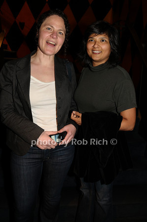 Lucy Thurber, Aashlesha Patel<br /> photo by Rob Rich © 2009 516-676-3939 robwayne1@aol.com