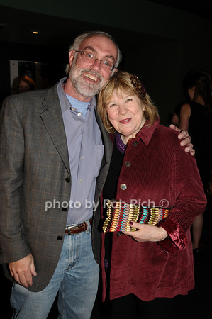 David Van Asselt, Mary Louise  Burke<br /> photo by Rob Rich © 2009 516-676-3939 robwayne1@aol.com