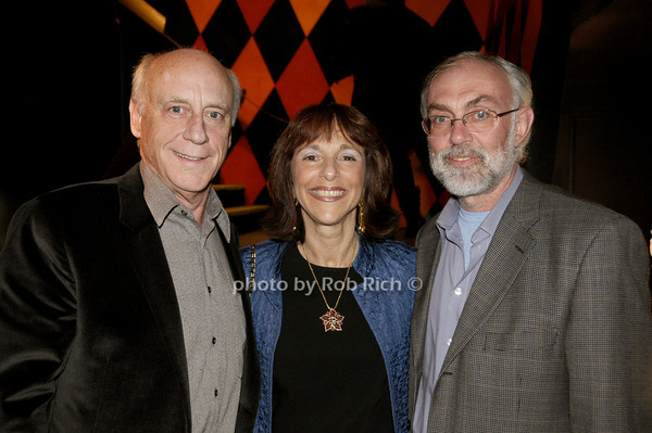 John Darnton, Nina Darton, David Van Asselt<br /> photo by Rob Rich © 2009 516-676-3939 robwayne1@aol.com