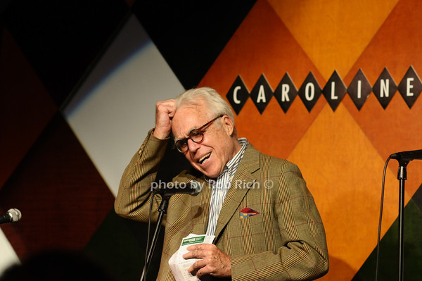 John Guare<br /> photo by Rob Rich © 2009 516-676-3939 robwayne1@aol.com