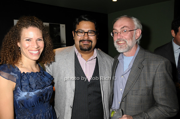 Sarena Kennedy, Mando Alvarado, David Van Asselt<br /> photo by Rob Rich © 2009 516-676-3939 robwayne1@aol.com