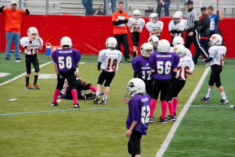 10-20-2012 Ravens football