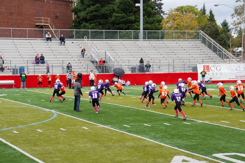 10-13-2012 Raven's on defense