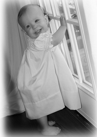 "Joan,<br /> Thank you for all of the time and effort you put into Adele's pictures. You did a great job capturing the ""real Addie!"" We will treasure all of the pictures. Thanks for making her first birthday a memorable one!<br /> Lee Panvelle"