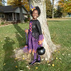 "My daughter Samim, the ""Glamorous Witch.""<br /> <br /> Photographer's Name: Camille Thorns<br /> Photographer's City and State: Anderson, Ind."
