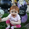 Brynn Robert,s 11 months old, getting ready for her first Halloween.<br /> <br /> Photographer's Name: Malena Roberts<br /> Photographer's City and State: Anderson, Ind.