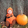 This is six-month-old Audrey wearing her very first costume! <br /> <br /> Photographer's Name: Kayla Frye<br /> Photographer's City and State: Lapel, Ind.