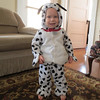 Our son, Drew (age 14 months), in his first Halloween costume.<br /> <br /> Photographer's Name: Beckisue Knight<br /> Photographer's City and State: Anderson, Ind.