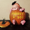 Audrey's first Boo!<br /> <br /> Photographer's Name: Kayla Frye<br /> Photographer's City and State: Lapel, Ind.