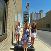 Christine and Katherine Thomas and Ally out of Hamilton County with Hank<br /> <br /> Photographer's Name: Evelyn Thomas<br /> Photographer's City and State: Anderson, IN
