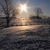 December morning in Richland Township.<br /> <br /> Photographer's Name: J.R. Rosencrans<br /> Photographer's City and State: Alexandria, Ind.