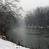 January on the river, taken in Anderson at 10th Street.<br /> <br /> Photographer's Name: J.R. Rosencrans<br /> Photographer's City and State: Alexandria, Ind.