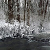 Killbuck Creek In January at my farm in Richland Township.<br /> <br /> Photographer's Name: J.R. Rosencrans<br /> Photographer's City and State: Alexandria, Ind.