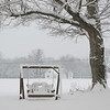 Waiting for warmer days, near Perkinsville.<br /> <br /> Photographer's Name: Sandra Gentry<br /> Photographer's City and State: Anderson, IN