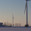Windfarm in snow<br /> <br /> Photographer's Name: Laura Johnson<br /> Photographer's City and State: Alexandria, IN