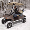 golf carting in the snow 12/30/12<br /> <br /> Photographer's Name: Mike & Terri Yust<br /> Photographer's City and State: Summitville, IN