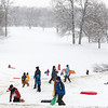 More sledding at Grandview<br /> <br /> Photographer's Name: Kathy Stevens<br /> Photographer's City and State: Anderson, IN