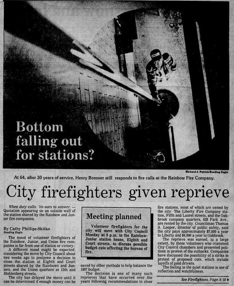 12.7.1986 Firefighters Given Reprieve-1