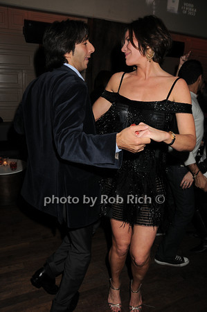 Jacques Azoulay, LuAnn de Lesseps<br /> photo by Rob Rich © 2010 robwayne1@aol.com 516-676-3939