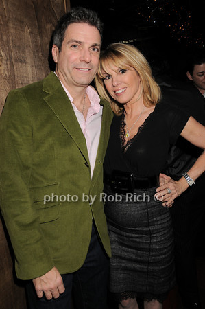 Mario Singer, Ramona Singer<br /> photo by Rob Rich © 2010 robwayne1@aol.com 516-676-3939