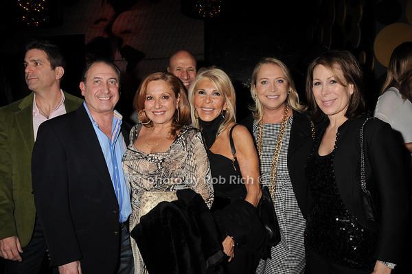 Steve Boxer, Michele Rella, Andrea Wernick,Susanne Kremer, Royce Pinkwater<br /> photo by Rob Rich © 2010 robwayne1@aol.com 516-676-3939
