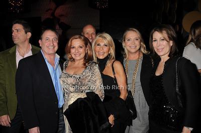 Steve Boxer, Michele Rella, Andrea Wernick,Susanne Kremer, Royce Pinkwater photo by Rob Rich © 2010 robwayne1@aol.com 516-676-3939