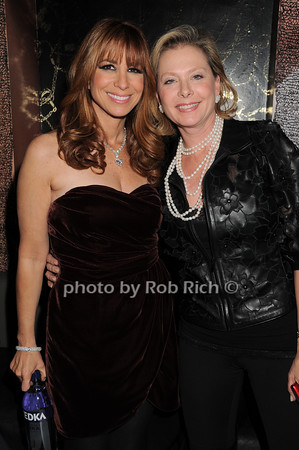 Jill Zarin, Pamela Morgan<br /> photo by Rob Rich © 2010 robwayne1@aol.com 516-676-3939