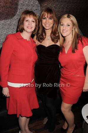 Lisa Wexler, Jill Zarin, guest<br /> <br /> photo by Rob Rich © 2010 robwayne1@aol.com 516-676-3939
