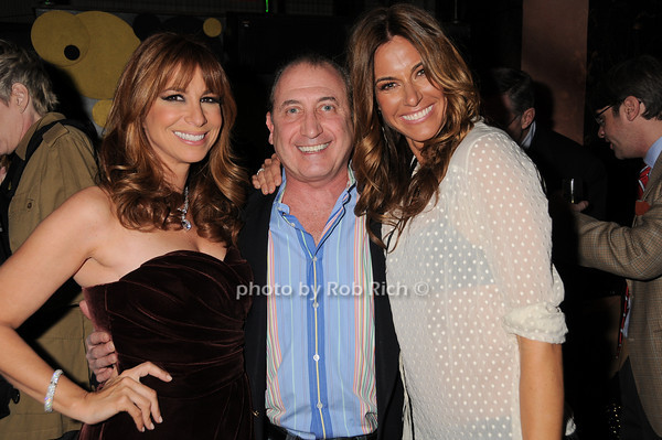 Jill Zarin, Steve Boxer, Kelly Bensimon<br /> photo by Rob Rich © 2010 robwayne1@aol.com 516-676-3939