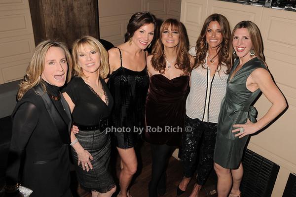Sonja Morgan, Ramona Singer, LuAnn de Lesseps, Jill Zarin, Kelly Bensimon, Sonja Morgan