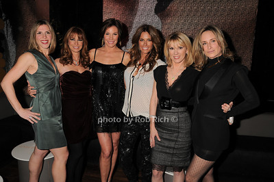 Jennifer Gilbert, Jill Zarin, LuAnn de Lesseps,Kelly Bensimon, Ramona Singer, Sonja Morgan photo by Rob Rich © 2010 robwayne1@aol.com 516-676-3939