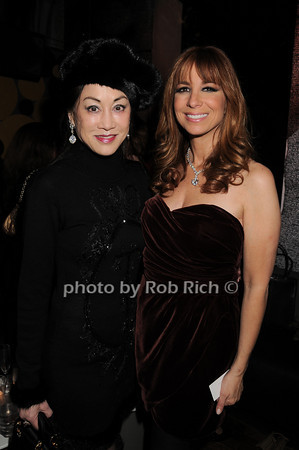 Lucia Hwong Gordon, Jill Zarin<br /> photo by Rob Rich © 2010 robwayne1@aol.com 516-676-3939