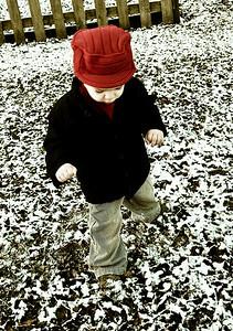 Snowy Foot