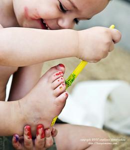 Painting Feet Edited