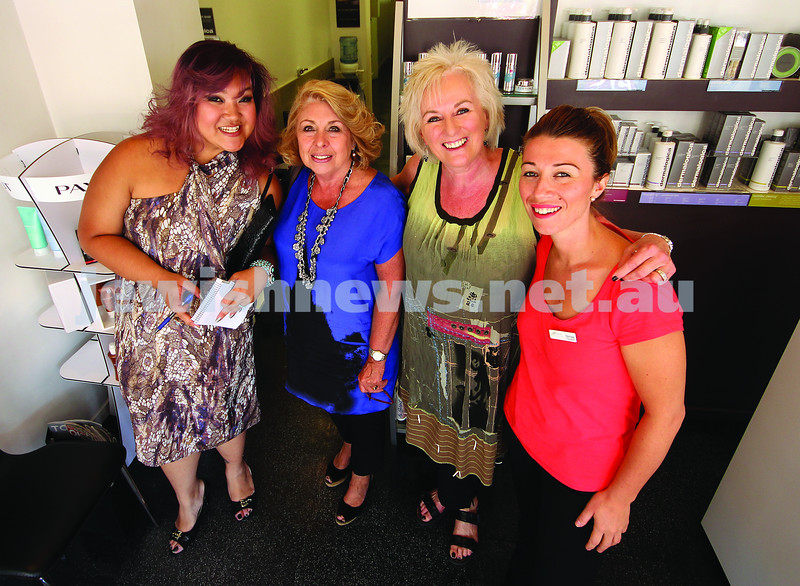 Real Woman Makeover: We hit businesses on Glenferrie Road in Malvern with lovely Rosemary Gordon to suss out what real women can do this winter to look fabulous.