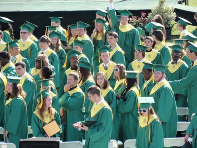 rebecca graduation HS
