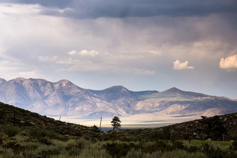 Owens Valley Time Lapse Keyframe
