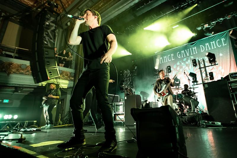 Jon Mess, Dance Gavin Dance