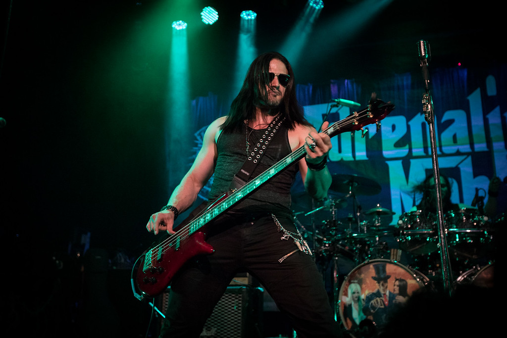 David Zablidowsky, Adrenaline Mob