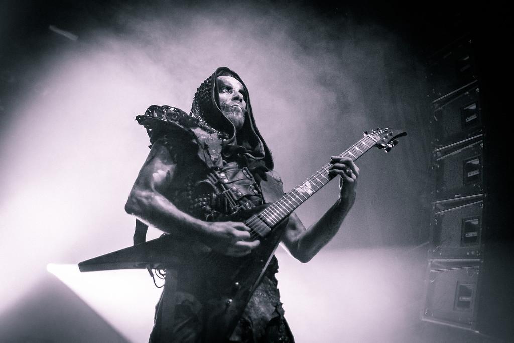 Nergal, Behemoth
